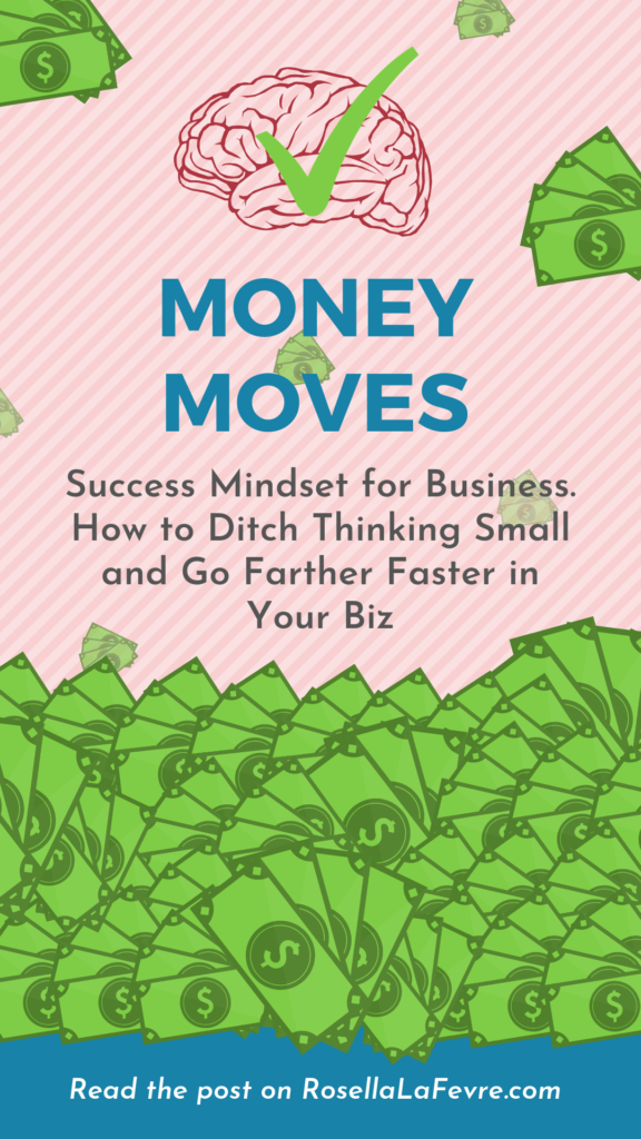 Money Moves when you ditch this fixed mindset / Beginner Energy